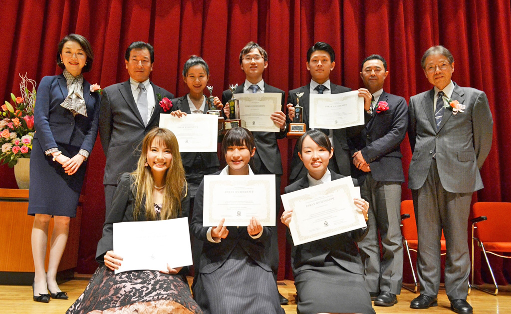 湘南hp報「英語スピコン2015」 (1)
